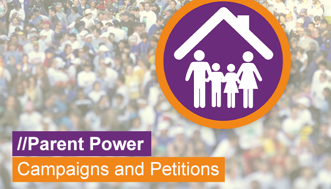 Parent Power Campaigns Image