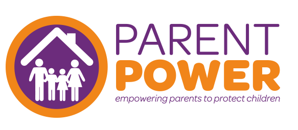 Parent Power white logo 3