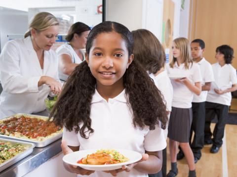 Halal Meat in Schools