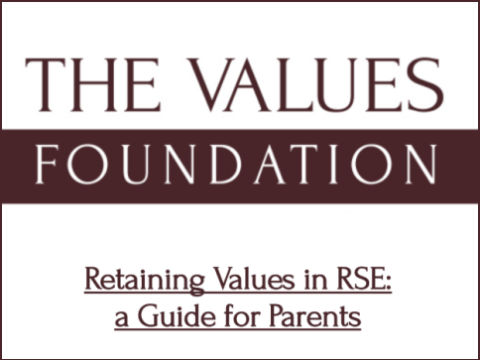RSE Guidance for Parents