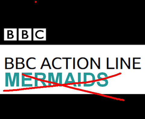 BBC Rejects Mermaids